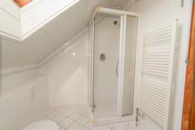 Dusche Standart-Zimmer